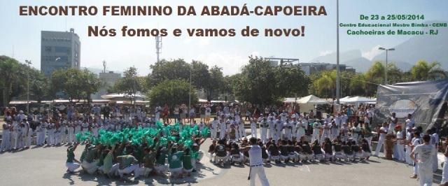 ENCONTRO FEMININO 23-25 MAIO CEMB