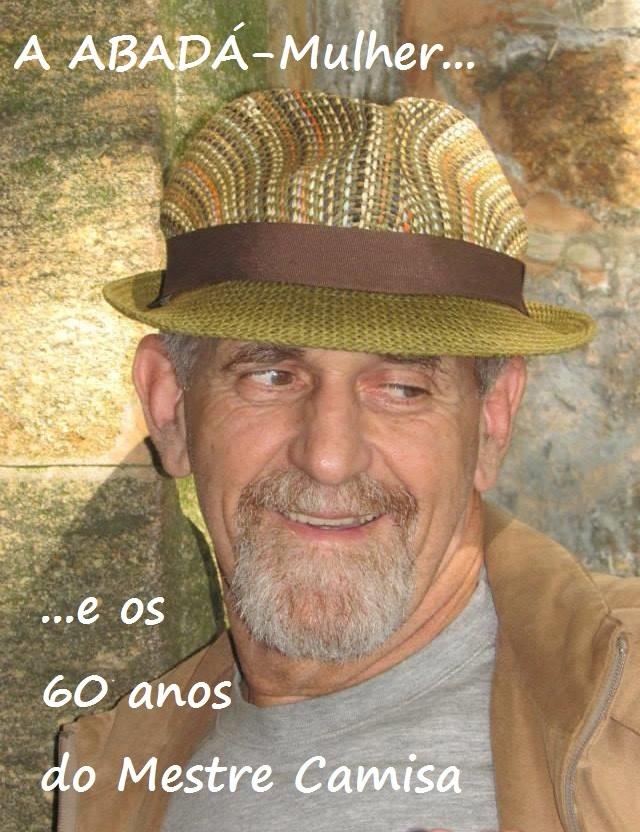 foto mestre camisa 60 anos